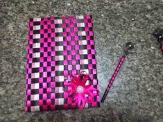 Resultado de imagem para cadernos personalizados com tecido para cozinha