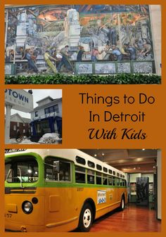 Detroit is a city that will surprise you ~ nice review from @Jodi Grundig Things to Do in #Detroit #familytravel #travel