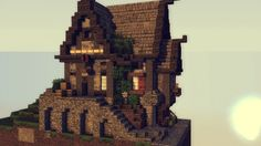 noble man's haus Minecraft Project