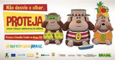 Brasil lança campanha contra a exploração e o abuso de crianças e adolescentes para o Carnaval :: Jacytan Melo Passagens