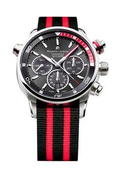 Maurice Lacroix #MauriceLacroix Swiss Watchmakers  #horlogerie #pontos @calibrelondon