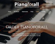 Learn to play - Piano Play To Learn, Piano Lessons, A Decade, Online Courses, Student, Songs, Learning, Piano Classes, Teaching