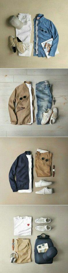 Coolest Outfit Grids.