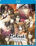 Hakuoki: Demon of the Fleeting Blossom - Record of the Jade Blood - Season 2 [Blu-ray] [2 Discs]
