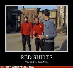 star trek humor   Star Trek   The Old Gray Cat