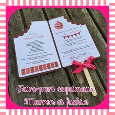 Texte invitation mariage gourmandise