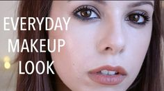 Current Drugstore Make-Up Look: natural, easy and affordable x