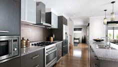 Custom Caesarstone quartz kitchen countertop – Serving the Niagara Region and Ontario