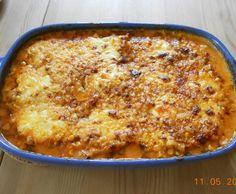 Rezept Ofenmakkaroni von 123 Zauberei - Rezept der Kategorie Hauptgerichte mit Fleisch