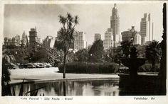 Parque Dom Pedro II - 1960