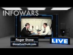 NOV 4, 2016 - Roger Stone: Hillary Clinton To Lose Election, May Stage False Flag