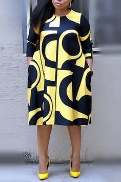 - Plus Size Mini Dresses - Ideas of Plus Size Mini Dresses Short African Dresses, Latest African Fashion Dresses, African Print Fashion, Dress Fashion, Ankara Fashion, Africa Fashion, African Prints, African Fabric, Fashion Prints