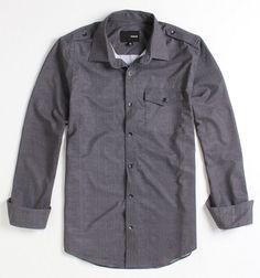 Hurley Vector Phantom Woven Shirt    $69.00