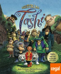 Un buen día, Jake les habla a sus padres de su nuevo amigo: se trata de Tashi, un chico que ha llegado al barrio a lomos de un cisne procedente de un lugar muy, muy lejano. Tashi sabe cómo tratar a gente tan peligrosa y emocionante como jefes guerreros, brujas o bandidos, y no teme ni siquiera a los gigantes o a los fantasmas. Porque... http://www.literaturasm.com/Cuentos_infantiles_historias_de_tashi.html http://rabel.jcyl.es/cgi-bin/abnetopac?SUBC=BPSO&ACC=DOSEARCH&xsqf99=1771035