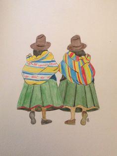 Mujeres de Peru
