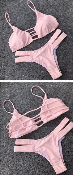Women's Halter Bikini
