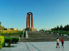 Bucharest, Romania: Carol Park