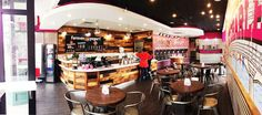 A look at the recently opened Forever Yogurt in St. Charles. Credit: Forever Yogurt