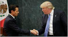 Candidato republicano Donald Trump: México no lo sabe aún, pero pagará el muro…
