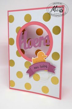 Stampin Utopia Bestel Stampin' Up! Hier: Baby Boom + Stampin' Up! Bonus Dagen; pop of pink, something for baby, thoughtful banners,