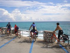 Cycling in Apulia