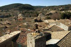 Les toits de Durfort