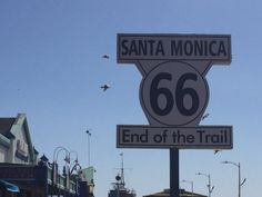 End of Route 66 | 24 Hrs in Santa Monica