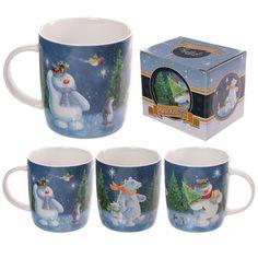 Jan Pashley Christmas Snowman