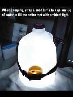 Cool group camping idea