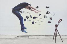 Attack of the cameras by puddingpolaroid.deviantart.com on @DeviantArt