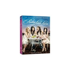 Pretty Little Liars the Complete Second Season ❤ liked on Polyvore