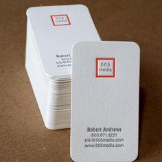 Letterpress Business Cards, Letterpress Printing, Business Card Design, Creative Business, Square Business Cards, Print Design, Web Design, Design Layouts, Deco Restaurant