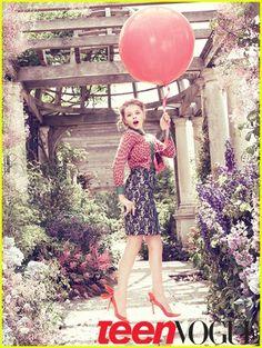 Chloë Grace Moretz   Teen Vogue   Second Board Of Teen Vogue   #ChloeGraceMoretz #ChloeGMOfficial #TeenVogue