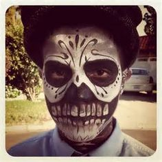Inspiration for our *TOCA NYC* themed tech-house music parties in NYC. Follow us on FB: https://www.facebook.com/TOCANYC theme: DIA DE LOS MUERTOS