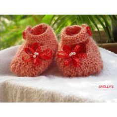 Online Shopping for Booties for the lil princess! | Infant Clothing | Unique Indian Products by Shelly's - MSHEL22930292320