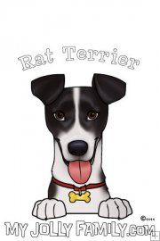 Rat Terrier - My Jolly Family <3