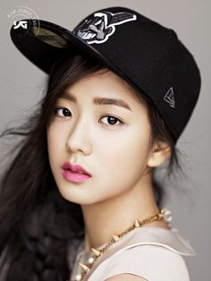 Kim JiSoo,, YG's new girl group member