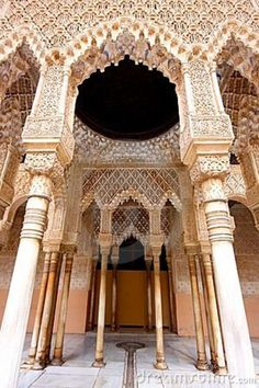 Palace , Alhambra, Granada - Google Search