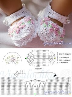 Diy Crafts - baby-Baby girl crochet slippers shoe pattern 50 ideas for 2019 crochet baby Crochet Baby Boots, Crochet Baby Sandals, Booties Crochet, Baby Girl Crochet, Crochet Baby Clothes, Crochet Slippers, Baby Booties, Baby Shoes Pattern, Shoe Pattern