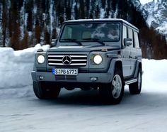 Mercedes Benz   G Class History | Video
