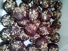 καρυδάτα..νόστιμα,εύκολα κ νηστίσιμα! Party Desserts, Trifle, Nutella, Diy And Crafts, Vegan Recipes, Sweets, Candy, Cookies, Chocolate