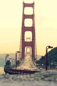 Looking good, Golden Gate Bridge!