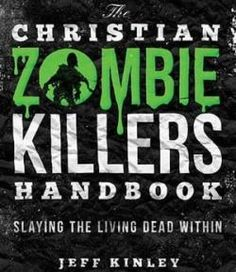 """The Christian Zombie Killers Handbook""  I read the article on YouthWorker.com and thought this idea was an interesting concept and know I have youth who are huge Zombie Fans so I might check out this book and see if they'd like it."