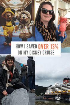 How I Saved Over 13% on my Disney Cruise