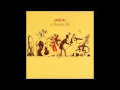 ▶ Genesis - A Trick of the Tail [Full Album] (1976)