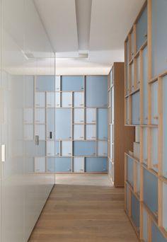 Interior Furniture Cupboard  BMDL / Patrícia Martinez