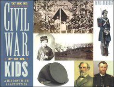 Civil War for Kids - for my husband!!! :-)