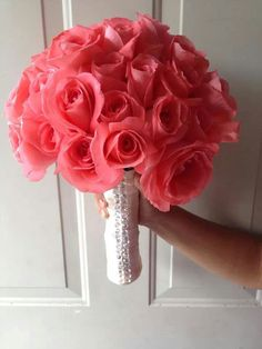 1000 images about xv 39 s on pinterest coral roses - Rosas color coral ...