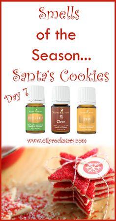 Smells of the Season- Day 7 (Santa's Cookies) - Oily Rockstars