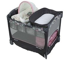 Graco Pack 'n Play with Cuddle Cove Playard, Addison